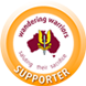 wandering warriors supporter logo