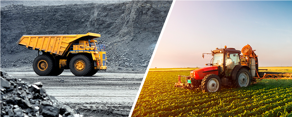 Mining VS Agriculture